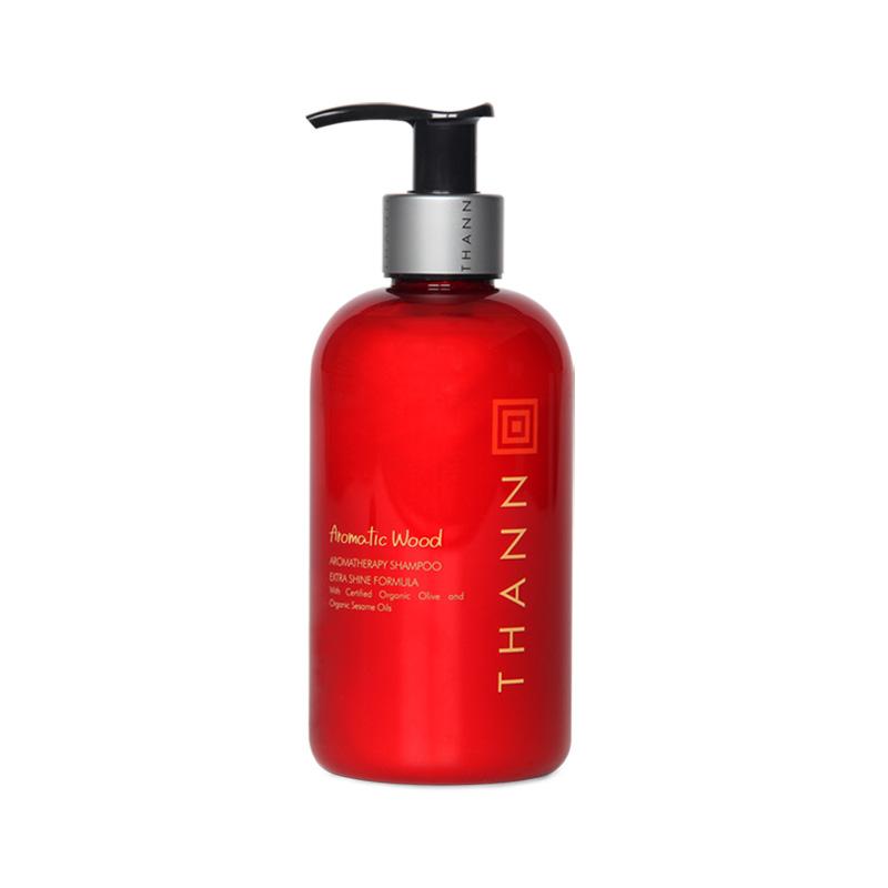 Aromatic Wood Extra Shine Formula Shampoo with Organic Olive and Organic Sesame Oils 250 ml 1